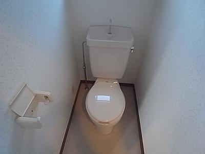【トイレ】アンシェーヌマンヤマダ
