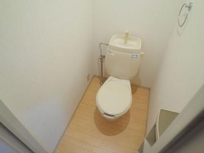 【トイレ】アパートメント林