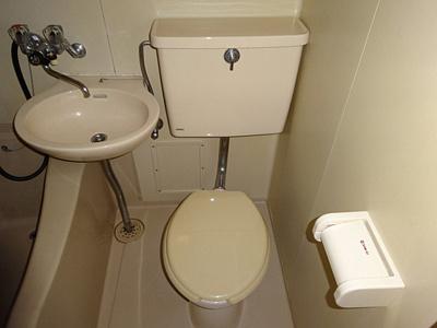 【トイレ】パークピア下山手