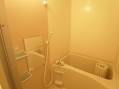 【浴室】楠ビレッジ