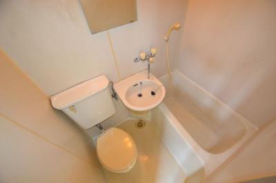 【浴室】ラムール新在家