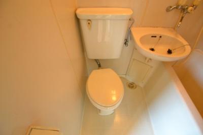 【トイレ】ラムール新在家