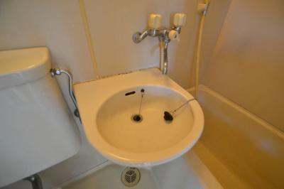 【洗面所】ラムール新在家