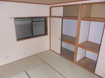 【和室】パークハイツ駒川中野