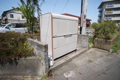 【駐車場】グリーンパストラル桜井B
