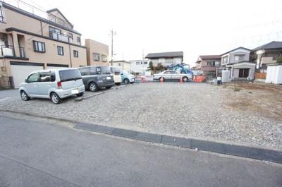 【外観】新取手駅前駐車場
