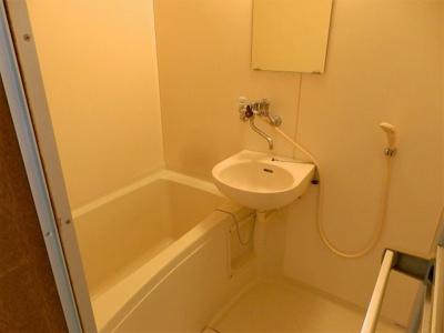 【浴室】キャロットハウス