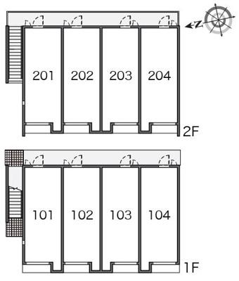 【地図】ミランダアルページュ 樹