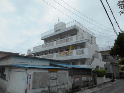 【外観】平良アパート
