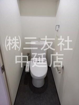 【トイレ】プライムアーバン長原上池台