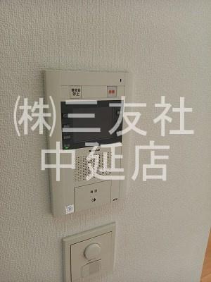 【セキュリティ】プライムアーバン長原上池台