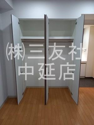 【収納】プライムアーバン長原上池台