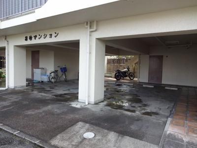 【駐車場】若竹マンション