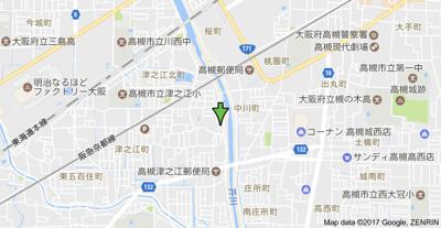 【地図】EtoileMTⅢ(エトワールエムティースリー) (株)Roots