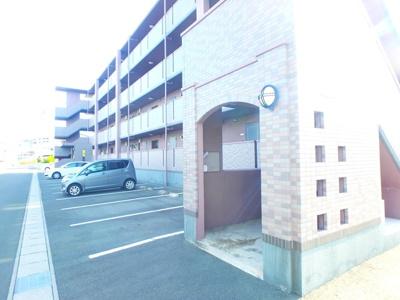 【駐車場】Ciaoバンビーナ