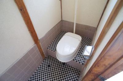 【トイレ】湯の町文化