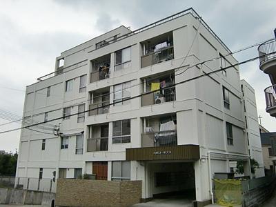【外観】六甲コーポラス
