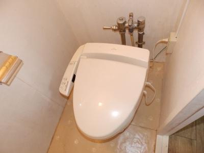 【トイレ】六甲コーポラス
