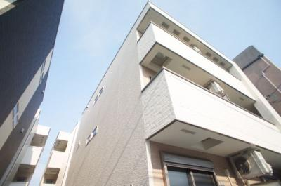 【外観】フジパレス瓜破Ⅱ番館