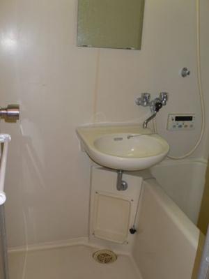 【浴室】ロイヤルハイツ上之