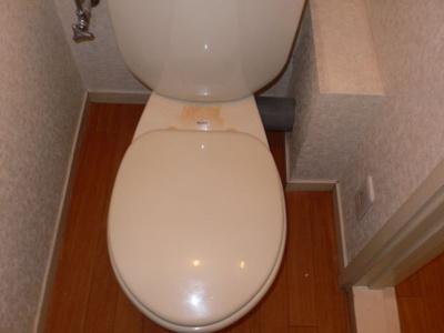 【トイレ】ロイヤルハイツ上之
