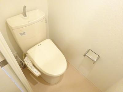 【トイレ】ロイヤルフラッツ高井戸