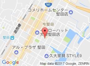 【地図】ブリリアント テラス