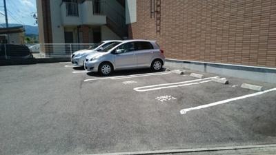 【駐車場】ウェステン ドルフⅡ
