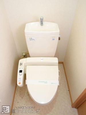 【トイレ】ローズコート大林