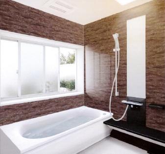 【浴室】イーストヒルズ!永和