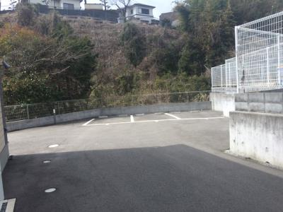 【駐車場】ロワゾ・ブルーB棟