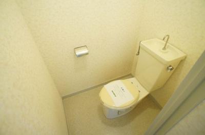 【トイレ】サニーコーポ喜連