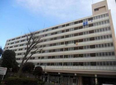 戸山ハイツアパート25号棟