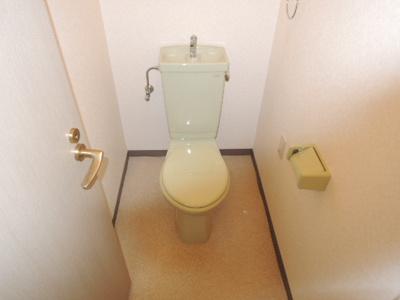 【トイレ】JJ21マンション