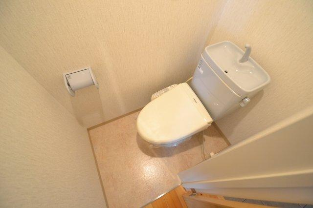 【トイレ】サンビルダー王子ウエスト