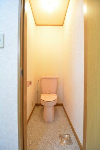 【トイレ】コーポラス浪岡