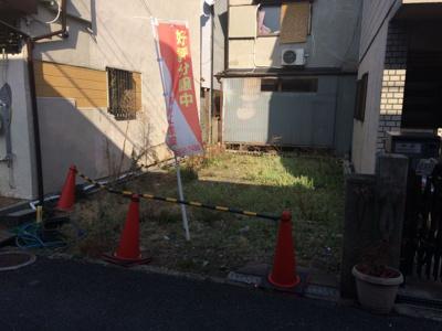 【外観】鮎川1丁目売土地