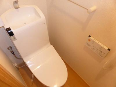 【トイレ】エクセレントファミリー柏の葉