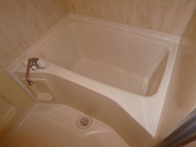 【浴室】セジュールふじいD