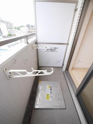 【バルコニー】ガーラ・ステーション横濱桜木町