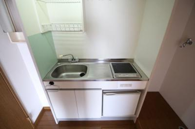 【キッチン】セントマルク若松