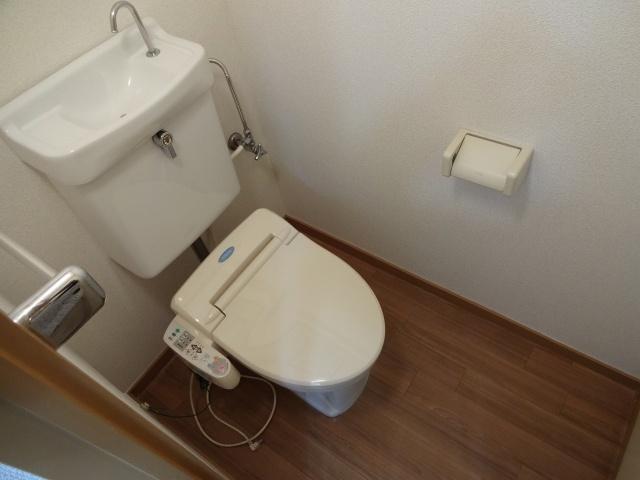 【トイレ】第2泰山ハイツ