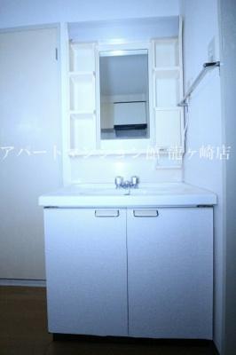 【独立洗面台】パークハイツ平台B