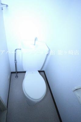 【トイレ】パークハイツ平台B