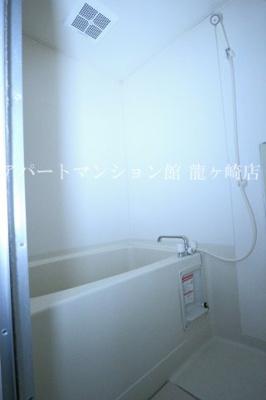 【浴室】パークハイツ平台B