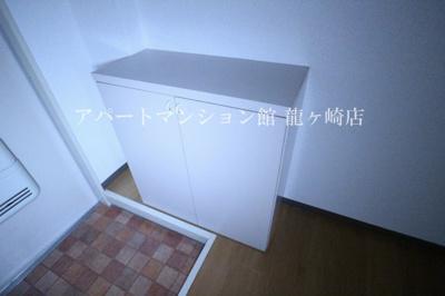 【玄関】パークハイツ平台B