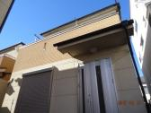 さいたま市緑区宮本2丁目 高台南道路に面するカースペース2台の中古住宅の画像