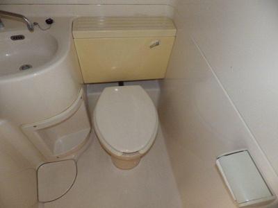 【トイレ】シティハウス九鬼