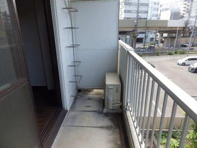 【バルコニー】シティハウス九鬼