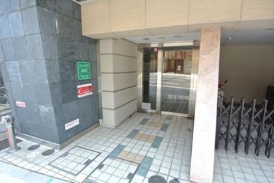 【ロビー】エイペックス松屋町ヴァンデュール